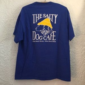 The Salty Dog Cafe Vintage Tee Shirt